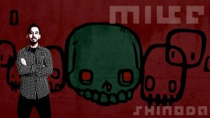 Mike Shinoda - Wallpaper 1080p by jns94