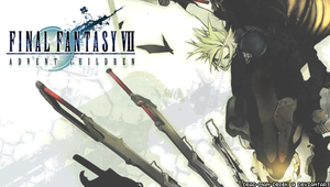 Advent Children PSP Wallpaper by Dead-Man-Derek