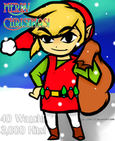 Link: Surprise! Merry Christmas! by Juci-Chan-23