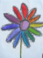 Flower Colour Wheel by Biggerontheinside10