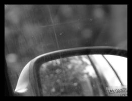 Objects in Mirror appear.. by Nowherexbutxhere