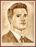 Brett Dalton as Grant Ward by strryeyedreamr27