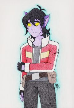 Galra Keith by ChrysanthemumMoon