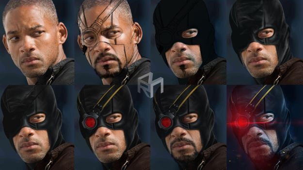 Deadshot - Process by razzann