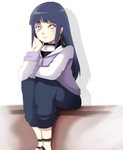 Hinata by Megalow