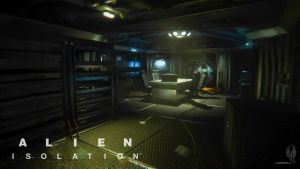 Alien Isolation 038 by PeriodsofLife
