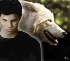 Jacob Black by DarkDuby