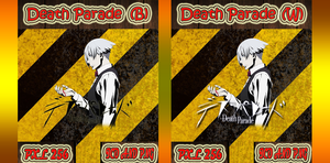 Death Parade - Anime icon by azmi-bugs
