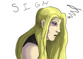 Sigh by ftw302