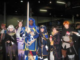 Fire Emblem Group by Goraiou