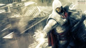 Assassins Creed Brotherhood by stiannius