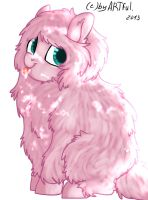 Fluffle Puff by JunoMaussi