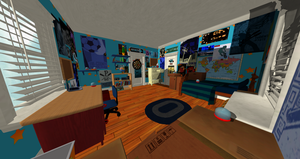 Toy Story 3 Andy's Room XPS/Xnalara by diegoforfun