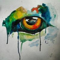 Eye 2 by STEPH-HUGHES
