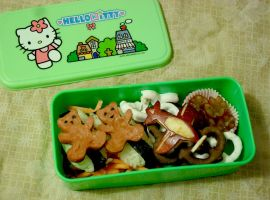 Toy Snack Bento by mindfire3927