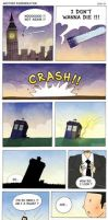 Doctor Who : a New Regeneration (full comic) by sow-ay