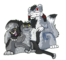 Smile! .:CO:. by intoxicated-with-paw
