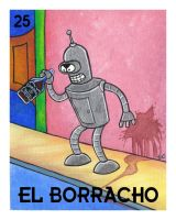 Bender El Borracho by Cartarsauce