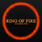 Ring of fire.png [Free] by PhobianArt