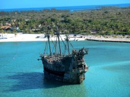The Flying Dutchman Castaway Cay (Disney Cruise) by FBGNEP