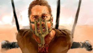 MADMAX by tanteyin