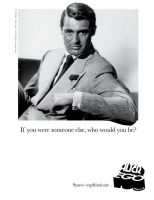 Cary Grant ALTER EGO by Shozen