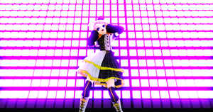 [MMD] Epik Wall Stage AL [DL] by FBandCC