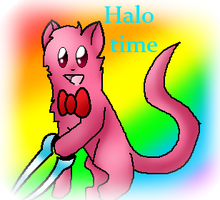 halo Dave by X-DaveTheCat-X