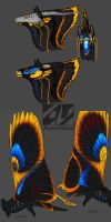 Avirreno new epic look sketches by AverrisVis