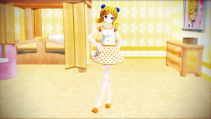 Winy Home outfit by MMDShyLamb486