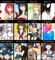 2013 Summary by strawberry-queen1