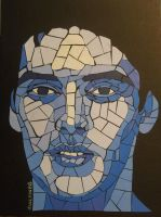 Mosaic Colin by quiltineb