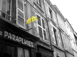 parapluies by notanapple