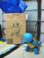 squirtle papercraft by rafex17