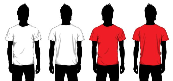 boy t-shirt template by muraviedo
