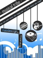 Musical Tribe by sahdesign
