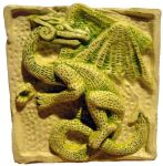 Dragon Tile by racingzeno