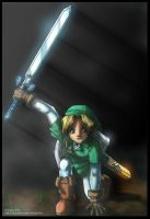 Link the Adventurer by iduck