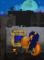 .+Wanted: Sly Cooper+. by Elusha-Rush