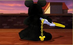 Mickey makes his appearance by Starry-eyed-Sora
