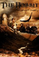 The  Hobbit movie poster by Anjunabeats9