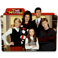 The Nanny Folder Icon by mikromike