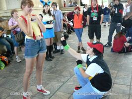OK08-Ash Proposes to Misty by moonymonster