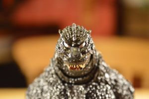 Custom - S.H Monsterarts Godzilla 2.0 (Repaint) 7 by GIGAN05