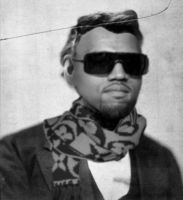 Kanye Lincoln!!! by UNlucky0013