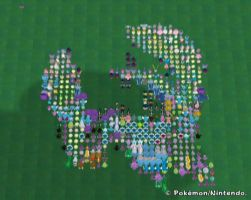 Pokemon Ranch: Lugia Form by PrincessOfLior