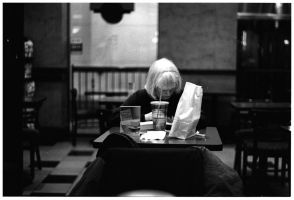 Eating, Drinking, and Reading by Lekompakt