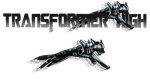 Transformer High logo concept 1 *WIP* by MoonTiger456