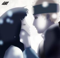 Naruhina kiss in the last by taladromarplatense