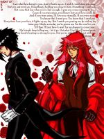 Grell: If You Were Mine by claudiakat